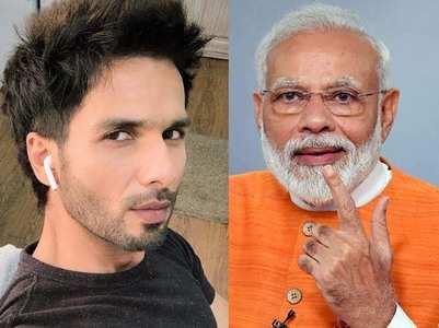 21 days lockdown: Shahid says 'Stay strong'