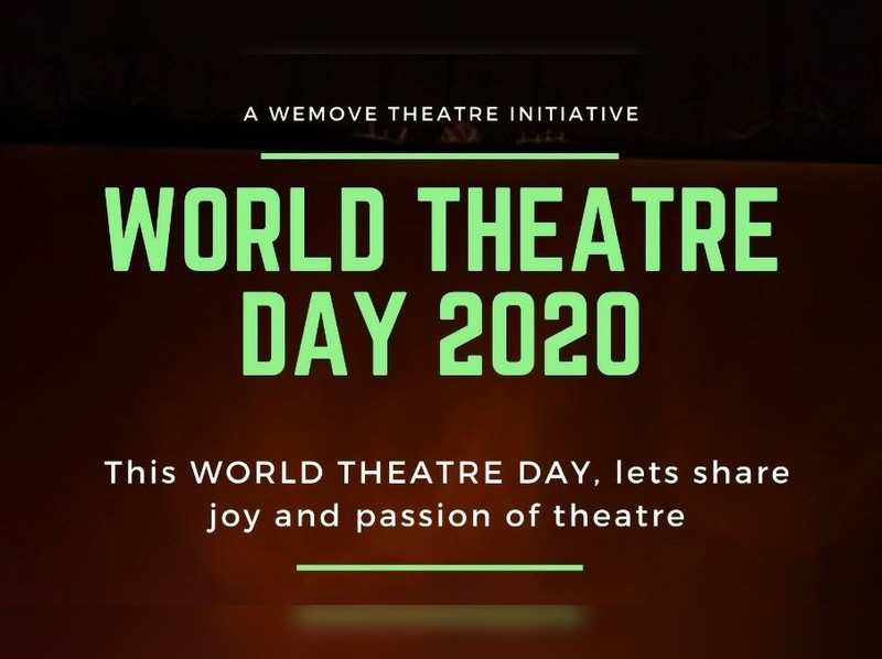 A city troupe's initiative for World Theatre Day