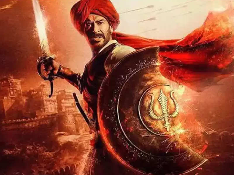 Ajay Devgn's 'Tanhaji: The Unsung Warrior' is the BIGGEST hit of first quarter of 2020
