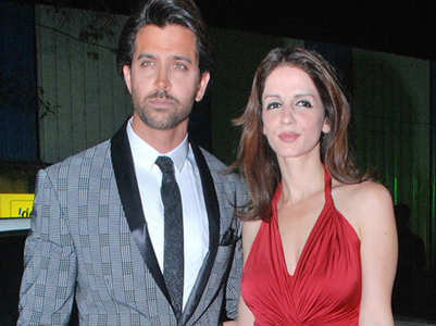 Sussanne Khan moves in with Hrithik Roshan