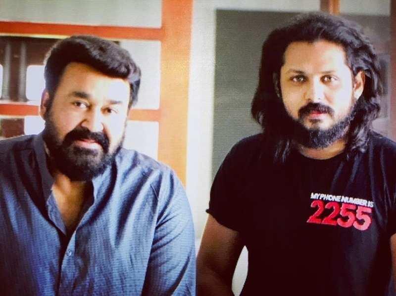 Ex-Bigg Boss Malayalam contestant David John celebrates his birthday with Mohanlal, see pics