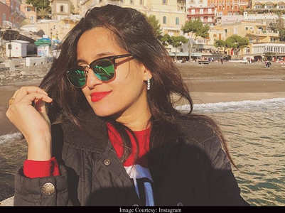 Shweta Pandit on being in lockdown in Italy