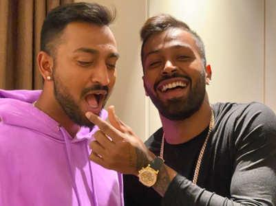 Hardik Pandya just flaunted a watch worth INR 1 crore