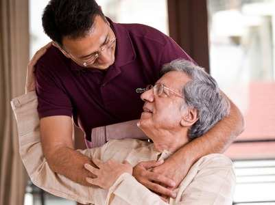 How to parent your ageing parents during coronavirus pandemic