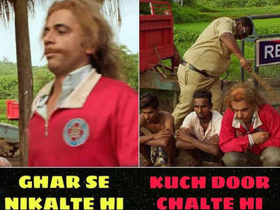 Sunil Grover shares a funny meme on lockdown