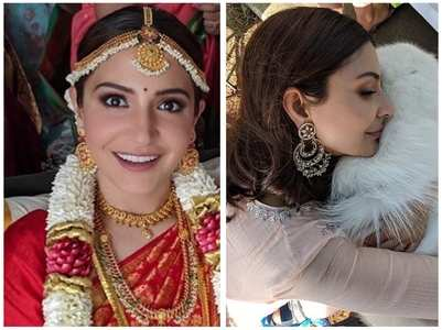 Fun BTS pics of Anushka from the sets of Zero