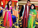 This time, a wedding theme party for Kanpurites!