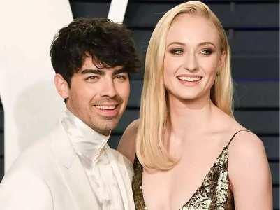 Sophie is all praise for husband Joe