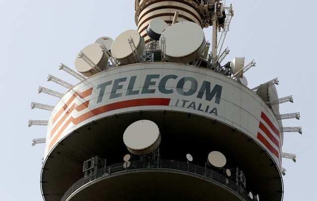 Telecom Italia's CEO says network solid as Elliott cuts stake