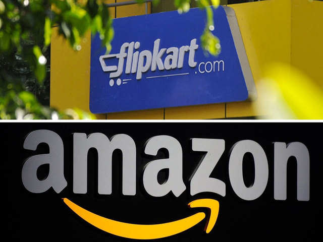 Gadgets Now / News / Tech News / Flipkart resumes operations, Amazon in talks with government