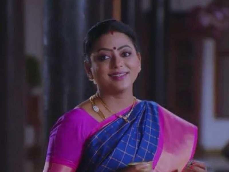 Actress Suchitra makes her Tamil TV debut with Mangalya Dhosham