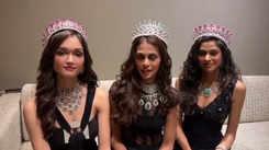 LIVA Miss Diva Universe 2020 Adline Castelino, LIVA Miss Diva Supranational 2020 Aavriti Choudhary felt like queens at BTFW 2020