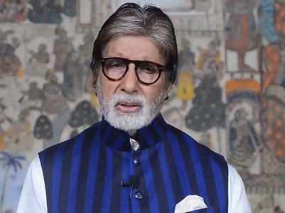 COVID-19: Amitabh says don't defecate in open