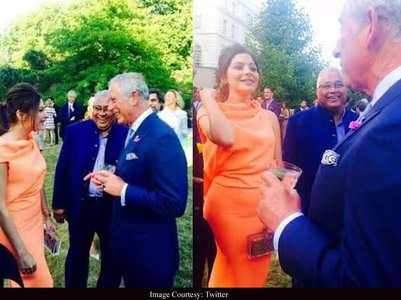 Kanika & Prince Charles' old pics go viral