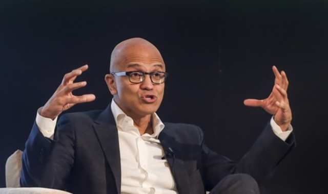 Coronavirus: CEO Satya Nadella on why he feels Microsoft will come out pretty strong