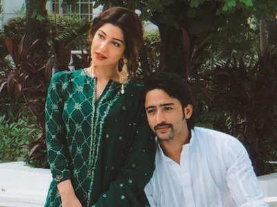 Sonarika wishes  Shaheer Sheikh on his b'day