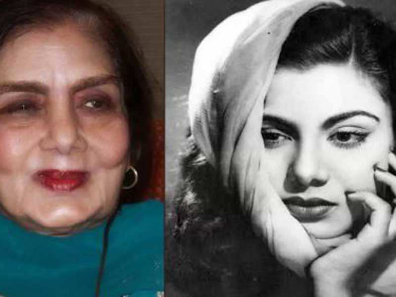 Nimmi, a veteran bollywood actress who passed away on Wednesday at the age of 88.