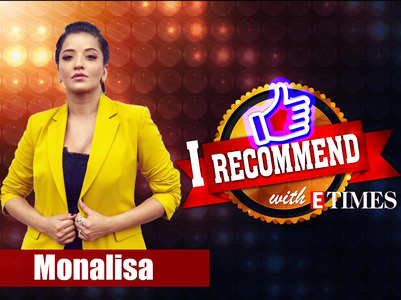 Nazar actress Monalisa's recommendations