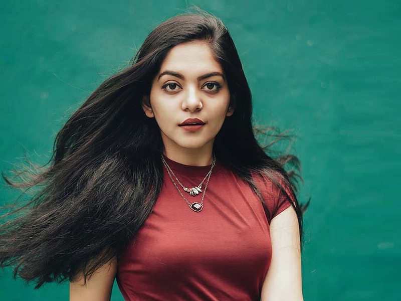 Ahaana Krishna: Try a 21-day resolution in this lockdown period