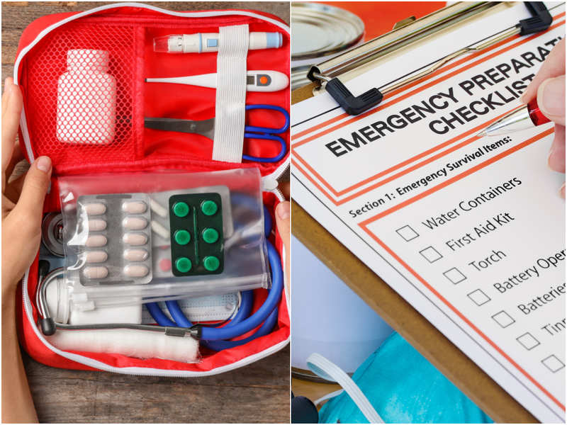 Here is how to properly stock a home first aid kit for the 21-day lockdown