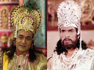 Here's how the Mahabharata stars look like