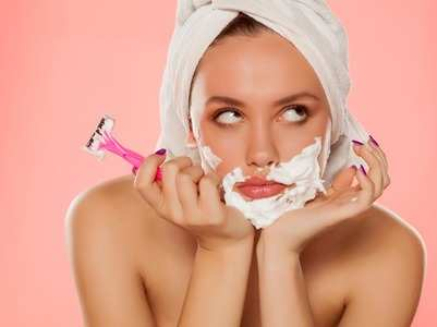 Ways you can get rid of facial hair at home