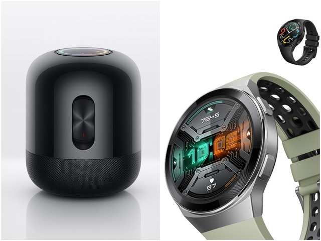 Huawei launches Watch GT2e smartwatch, Sound X speaker
