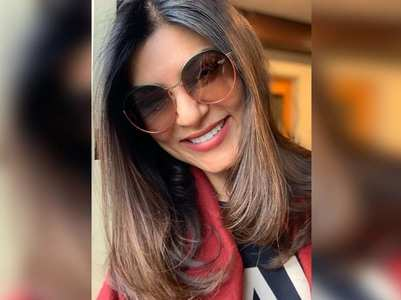 Sushmita Sen has found medicine for COVID-19
