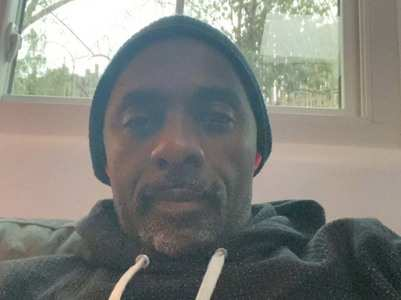 COVID-19 positive Idris Elba & wife feel okay