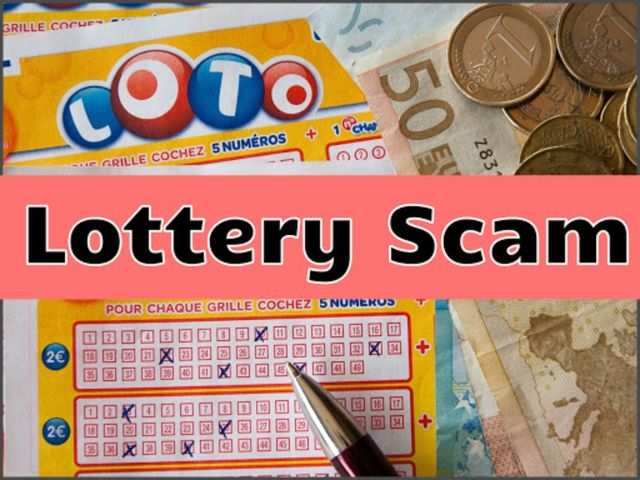 Internet lottery scam: 7 pictures that show how it works