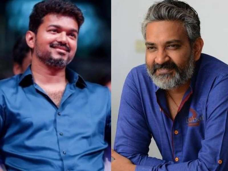 'Master' Vijay will be playing a cameo role in SS Rajamouli's 'RRR'?