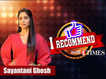 Sayantani Ghosh's 'I recommend' video