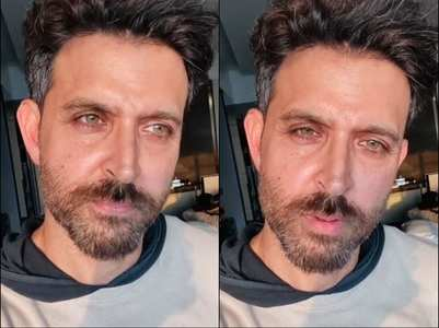 COVID-19: Hrithik shares important message