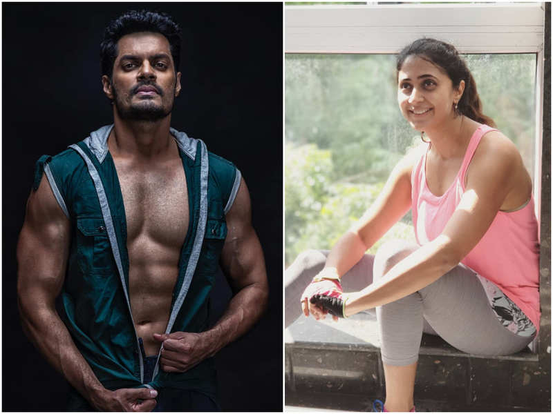 Sudev Nair to Kaniha, these home workout videos and pictures are the perfect guide to stay in shape even indoors