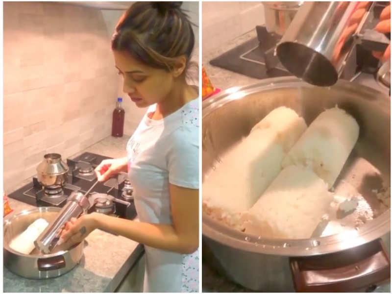 Mamta Mohandas turns chef during quarantine period