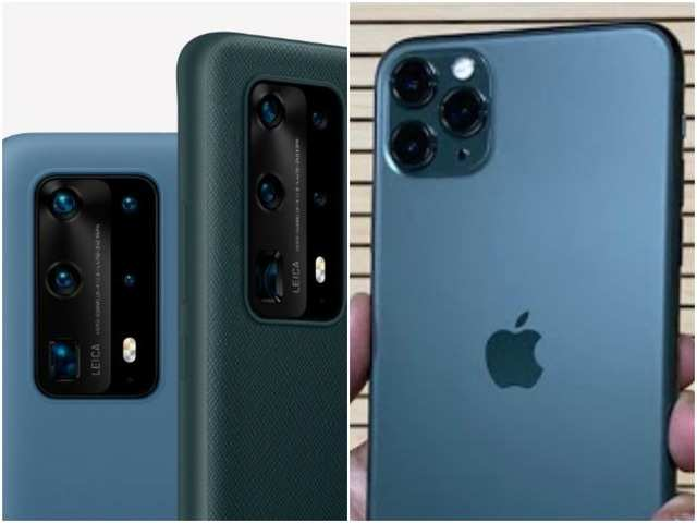 Huawei P40 Pro+ vs Apple iPhone 11 Pro Max: How to the two high-end phones compare
