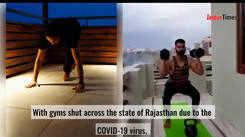 #Coronashutdown: Jaipurites workout at home