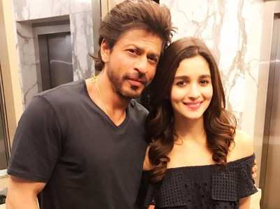 SRK-Alia to come together for a film? Read