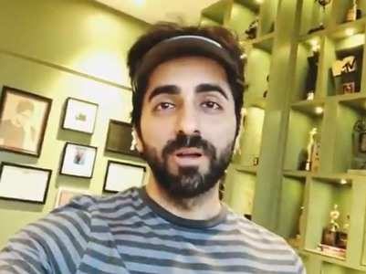 Lockdown: Ayushmann recites a new poem!