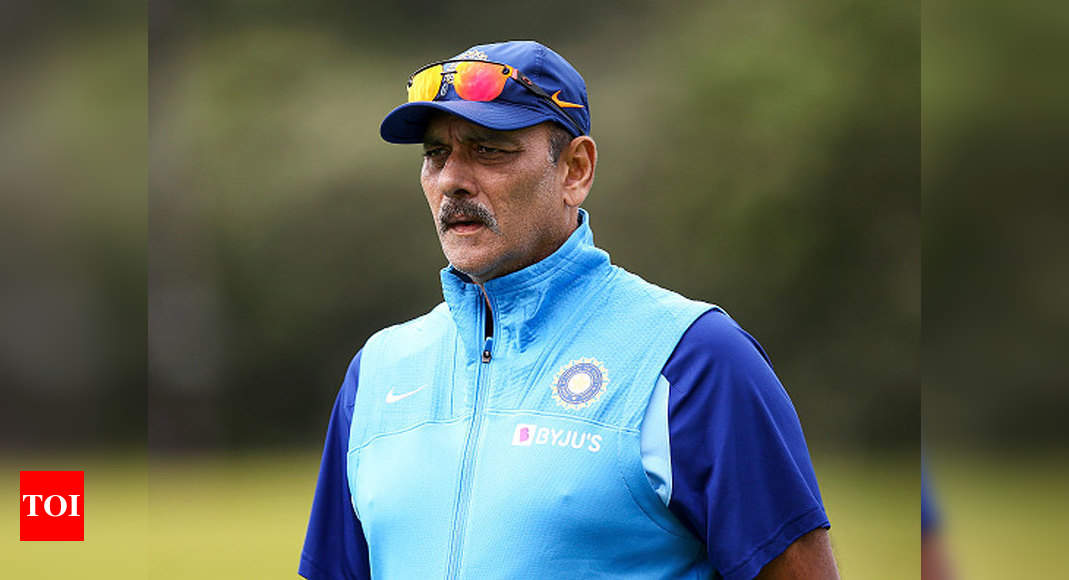 Ongoing break a 'welcome rest' for India players: Ravi Shastri thumbnail