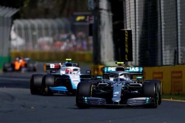 Formula One teams are using tech to fight coronavirus