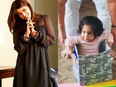 Ekta makes a 'jhoola' for Ravie at home; watch