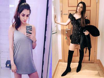 Smriti Khanna's maternity style is on point