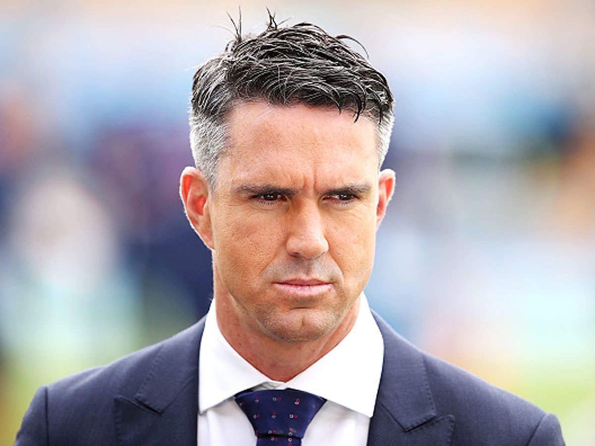 Kevin Pietersen gives himself and son 'tennis ball' haircut | Off the field News - Times of India