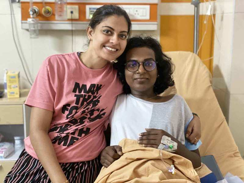 Anusree: I wanted to be with my friend when her biggest dream was being fulfilled