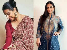 5 styling tips every curvy girl should take from Vidya Balan