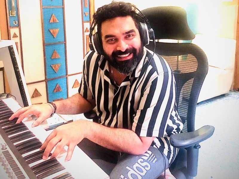 Gopi Sundar works from home for Nikhil's next
