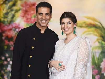 Twinkle praises Akshay for donating 25 crores