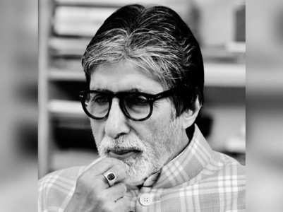 Big B on Earth Hour: Sad..not many observed it