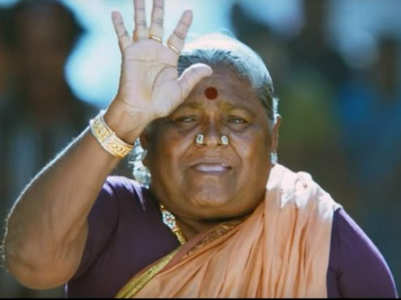Paravai Muniyamma passed away